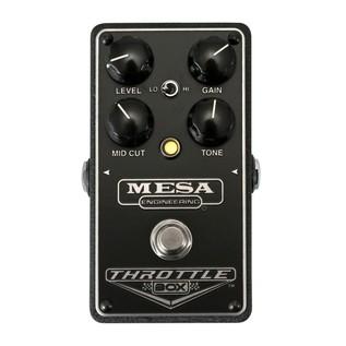 Mesa Boogie Throttle Box Overdrive