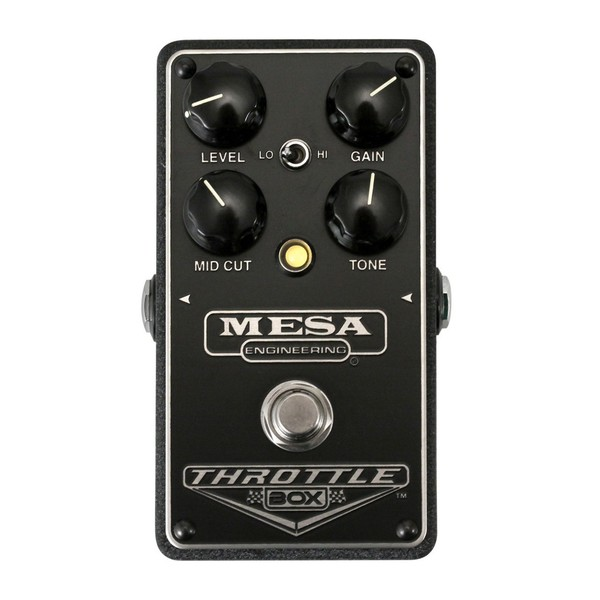Mesa Boogie Throttle Box Overdrive