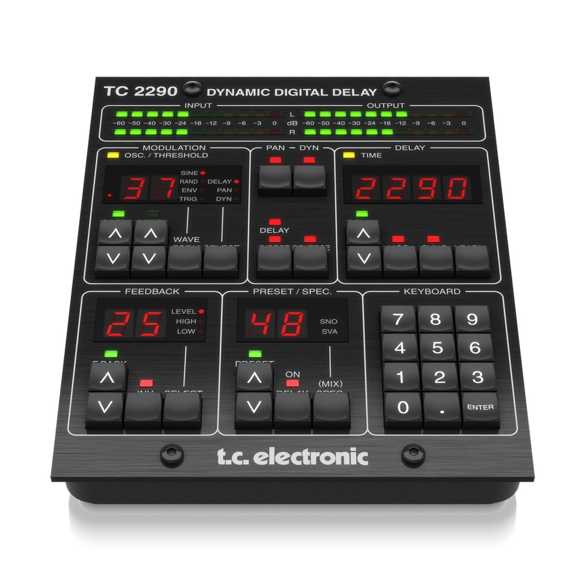 Click to view product details and reviews for Tc Electronic Tc 2290 Dt Digital Delay Plug In With Desktop Interface.