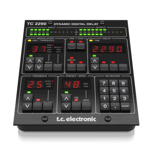 TC Electronic TC2290-DT Digital Delay Desktop Interface