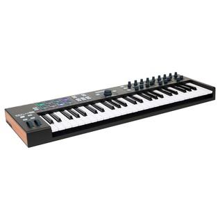 KeyLab Essential 49 MIDI Keyboard - Angled