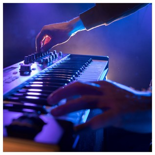 Arturia KeyLab 49 MIDI Keyboard - Lifestyle