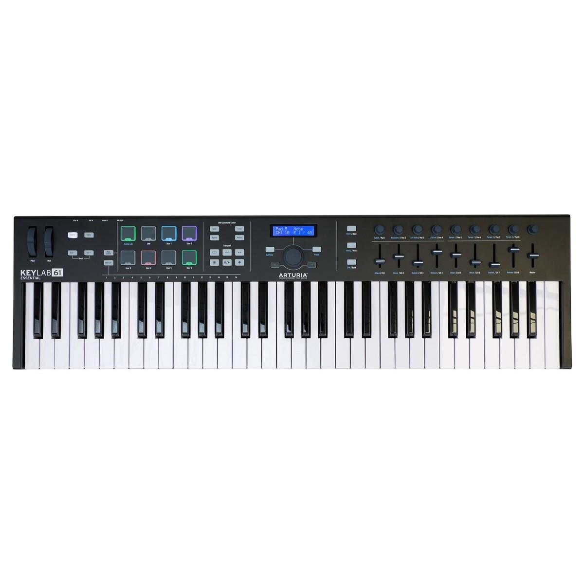 Drivers for Arturia KeyLab 61 Keyboard Controller
