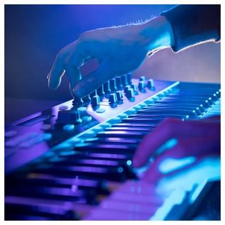 KeyLab Essential 61 MIDI Keyboard, Black - Lifestyle