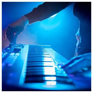 Arturia KeyLab 61 MIDI Keyboard, Black - Lifestyle 2