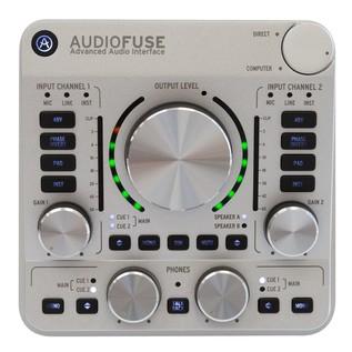 Arturia AudioFuse USB Interface for Mac, PC and iOS, Classic Silver - Main
