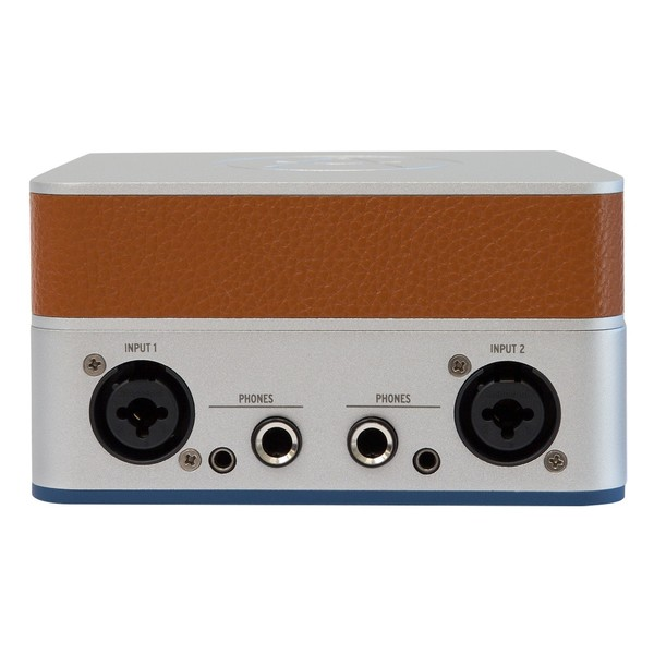 Arturia AudioFuse USB Interface for Mac, PC and iOS, Classic Silver - Front with Lid
