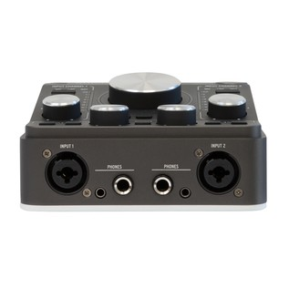 Arturia AudioFuse USB Interface for Mac, PC and iOS, Space Grey - Front