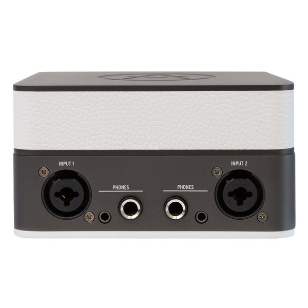 Arturia AudioFuse USB Interface for Mac, PC and iOS, Space Grey - Front with Lid