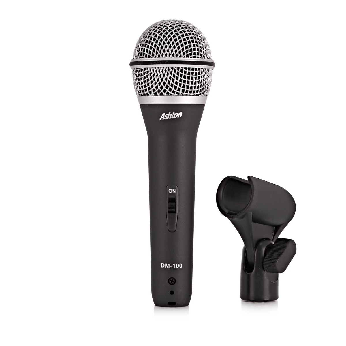 Astounding Disc Ashton Dm100J Dynamic Microphone Xlr Jack Black At Gear4Music Wiring Database Gramgelartorg