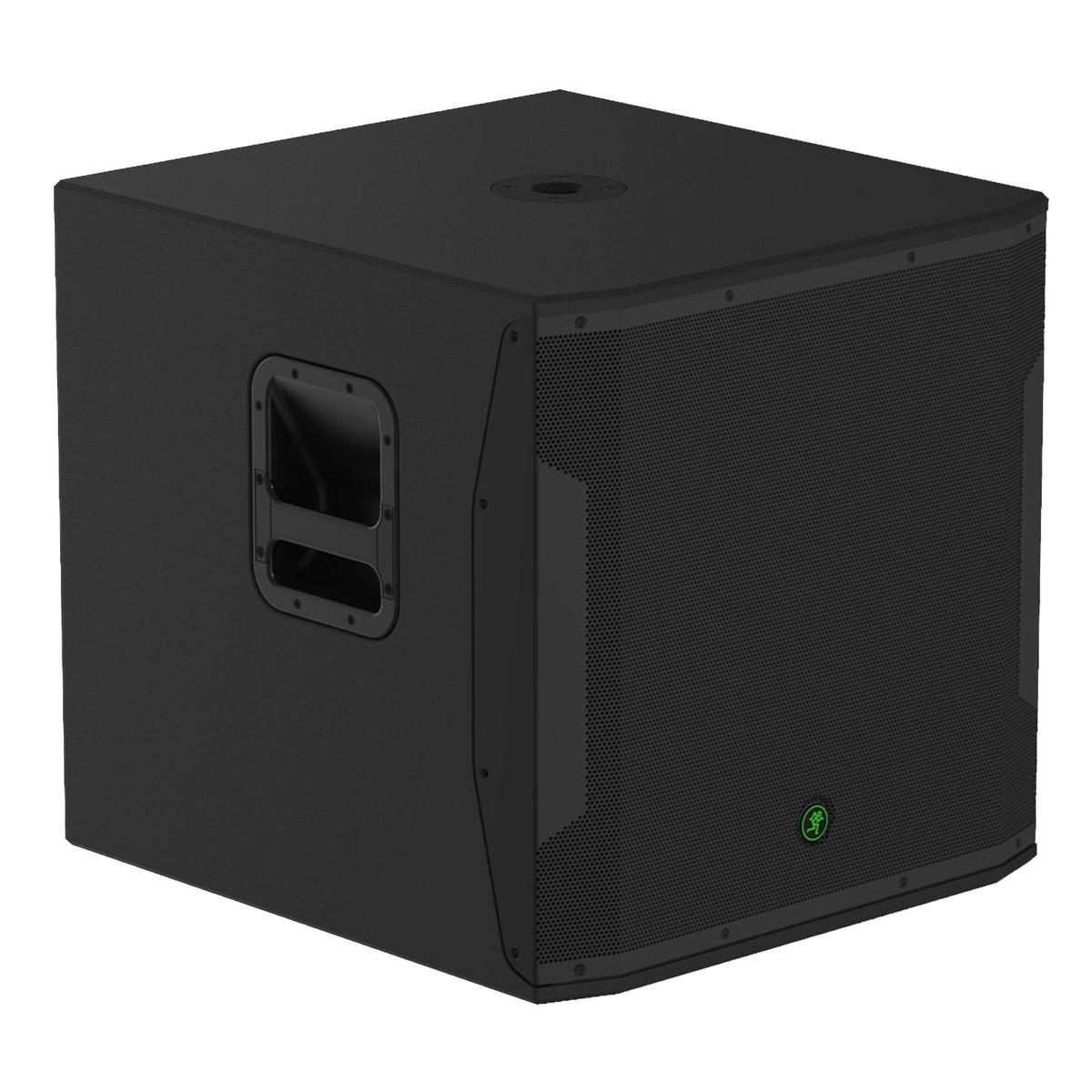 Mackie SRM1850 18 Inch Active Subwoofer Speaker - Box Opened