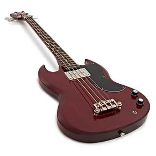 Epiphone EB-0 SG Bass, Cherry