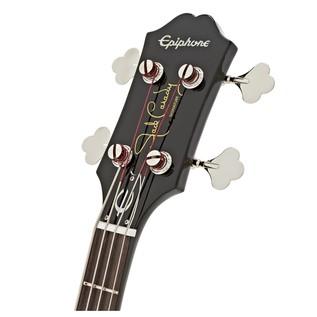 Epiphone Jack Casady Bass, Ebony