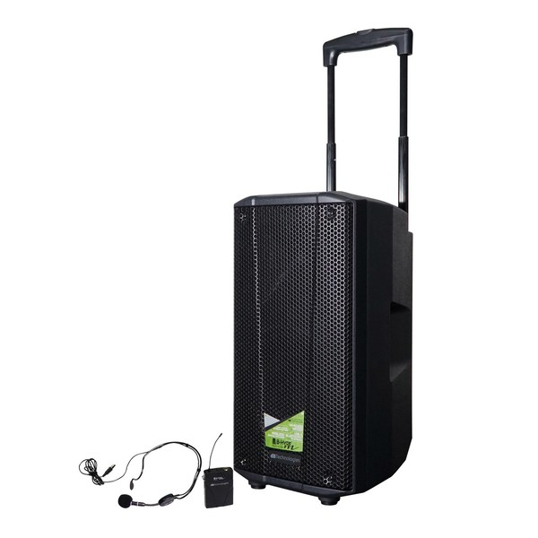 dB Technologies B-Hype M Portable PA System with Bodypack Transmitter 1