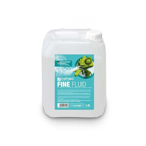 Cameo Fine Fluid For Fog Machines, 5L