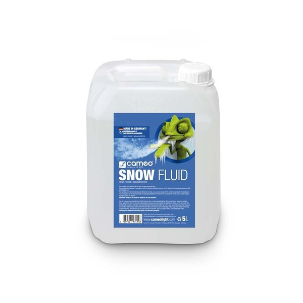 Cameo Snow Fluid, 5L