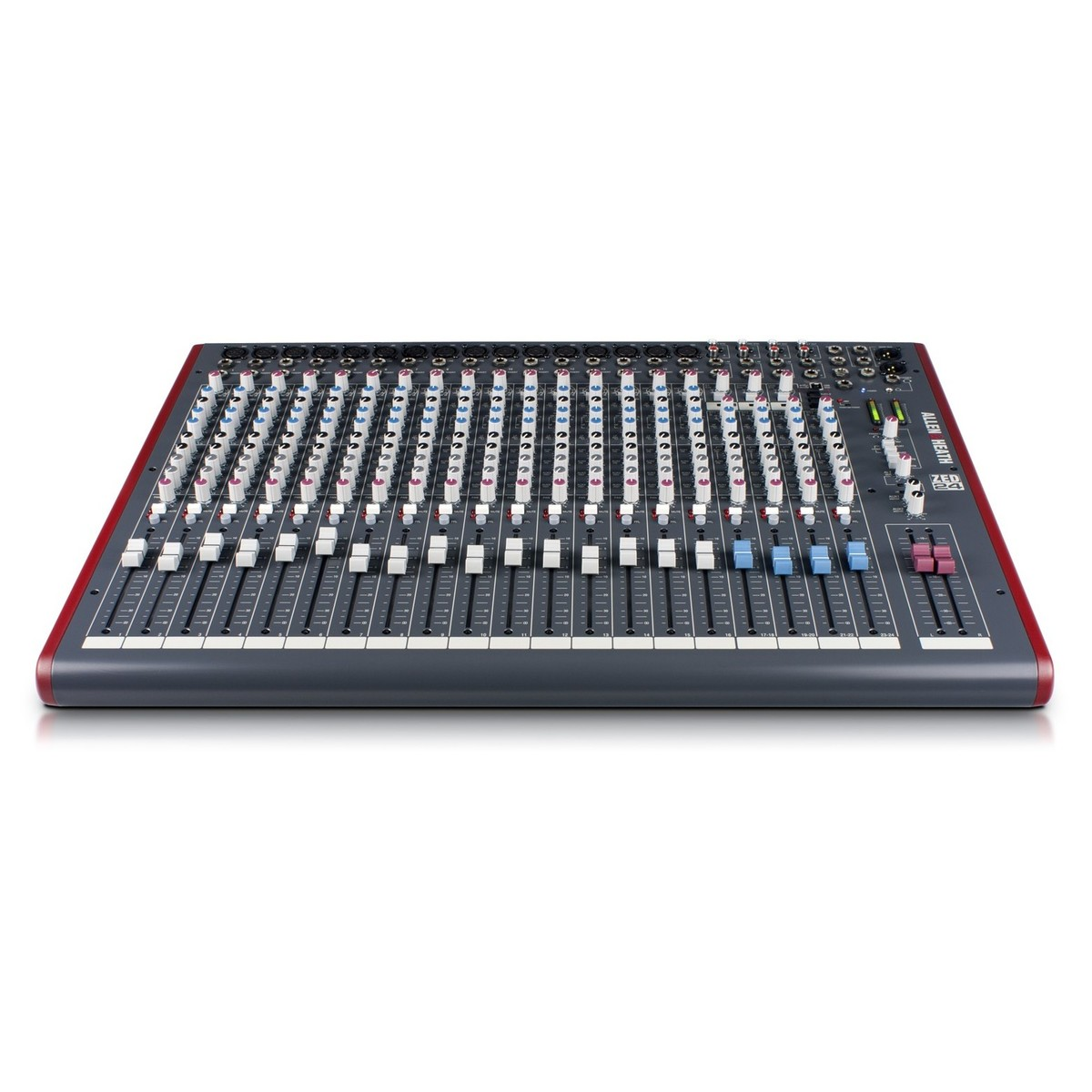 allen and heath zed 24 usb stereo mixer b stock at gear4music. Black Bedroom Furniture Sets. Home Design Ideas