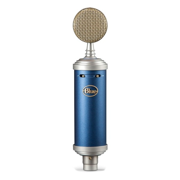 Blue Bluebird SL Condenser Microphone - Front without Mount