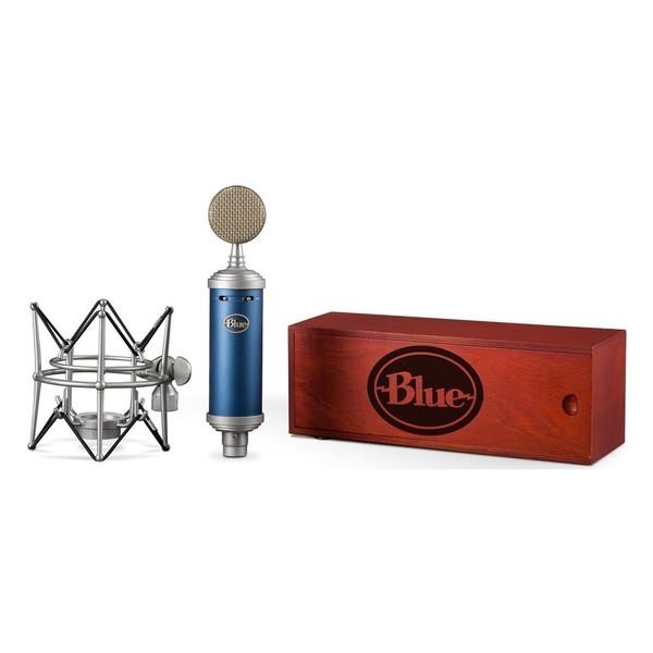 Blue Bluebird SL Condenser Microphone - Accessories
