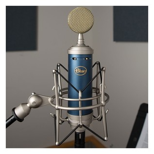 Blue Bluebird SL Condenser Microphone - Lifestyle (stand not included)