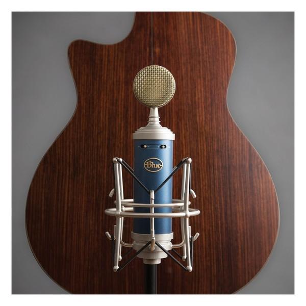 Blue Bluebird SL Condenser Microphone - Lifestyle 3