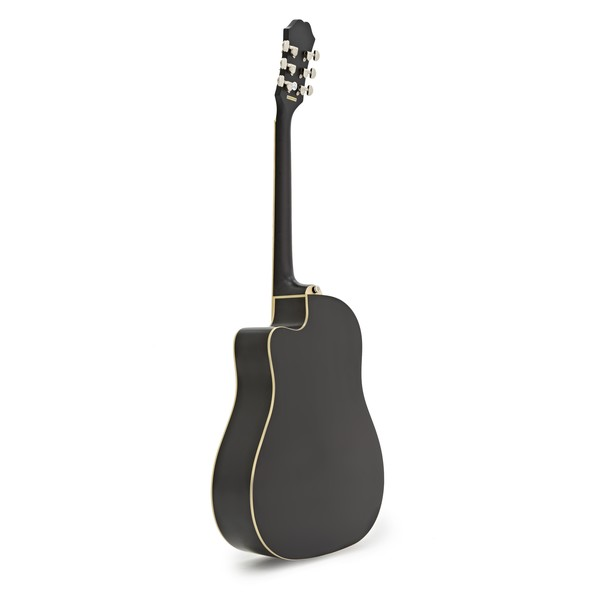 Epiphone AJ-220SCE Electro Acoustic, Ebony