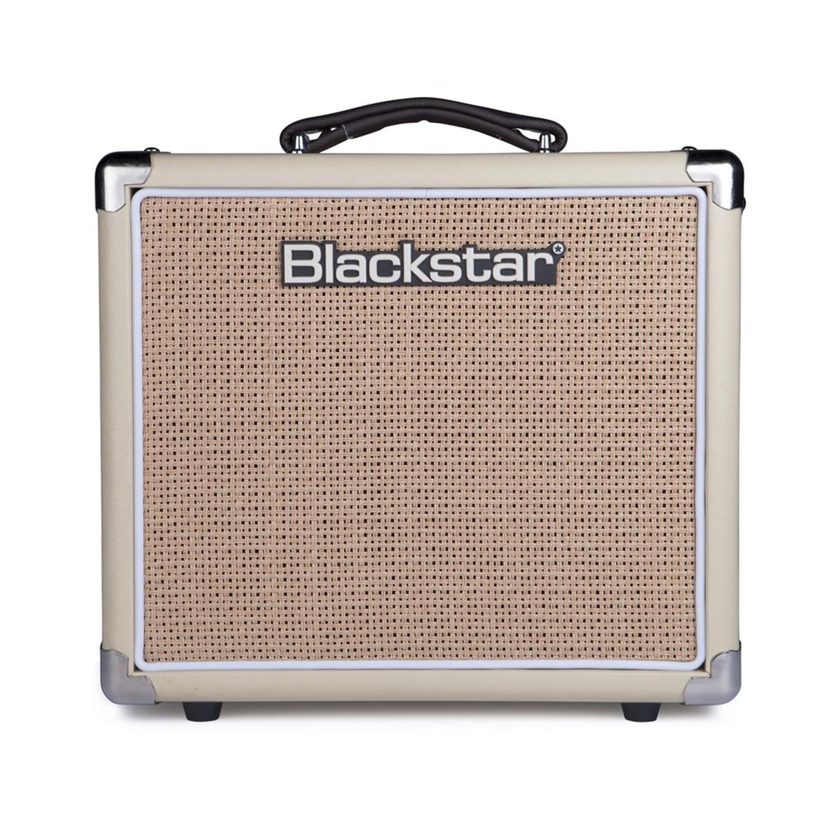 disc blackstar ht 1r 1x8 combo blonde w reverb at gear4music. Black Bedroom Furniture Sets. Home Design Ideas