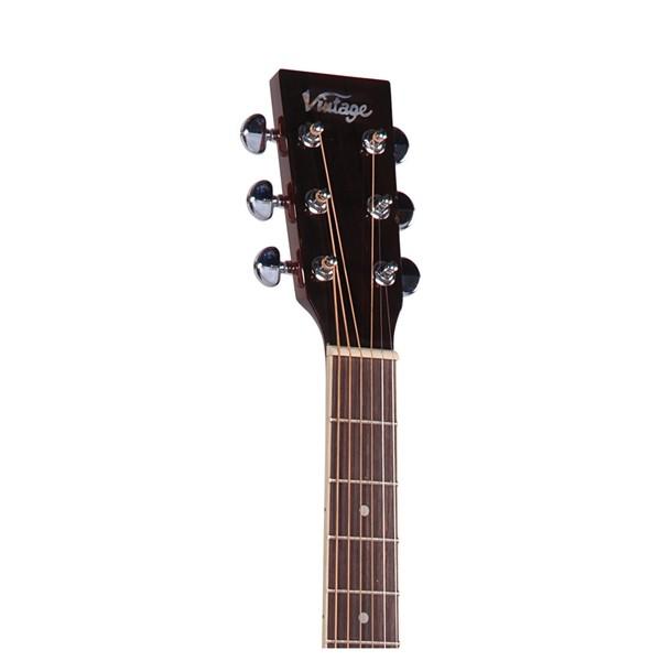 V300 Folk Acoustic Guitar, Natural