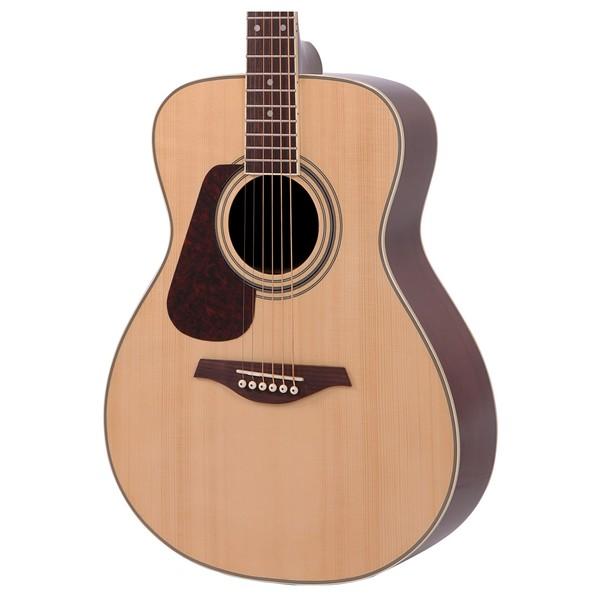 Vintage V300 Folk Acoustic Guitar, Natural