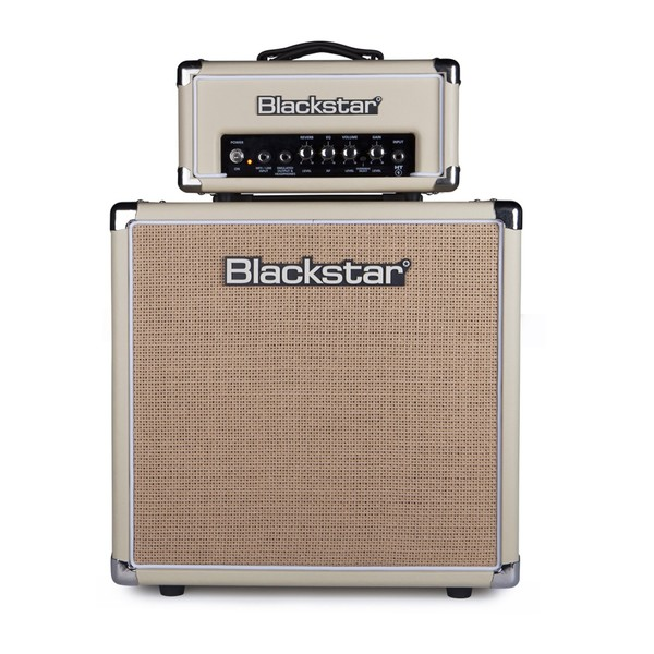blackstar ht 1r head ht 112 1x12 cab bundle blonde gear4music. Black Bedroom Furniture Sets. Home Design Ideas
