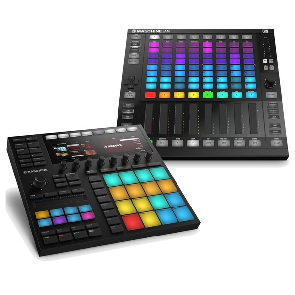 Native Instruments Maschine MK3 and Jam Bundle - Main