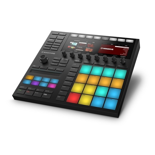 Native Instruments Maschine MK3 - Angle