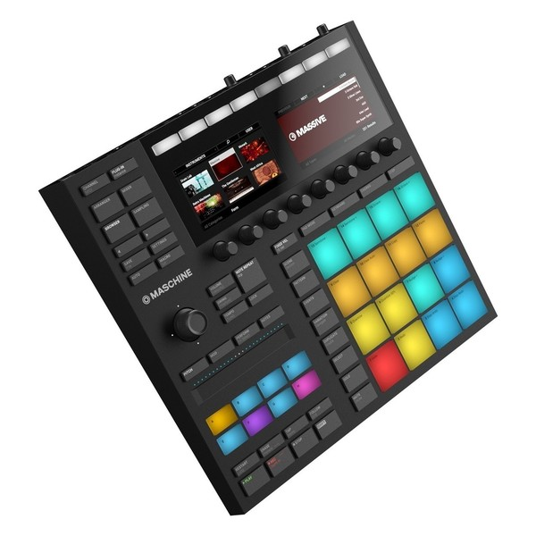 Native Instruments Maschine MK3 - Front Angle
