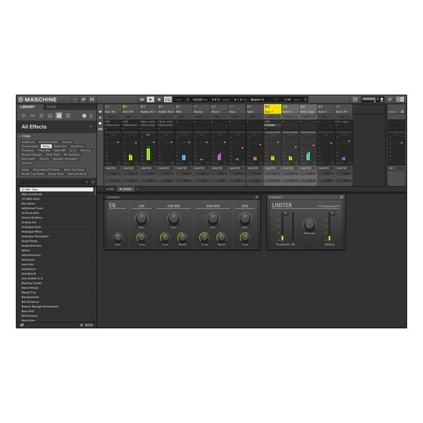 Native Instruments Maschine MK3 - Mixer