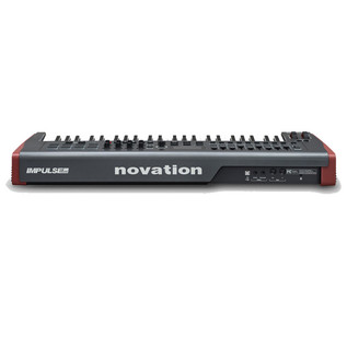 Novation Impulse 49 back