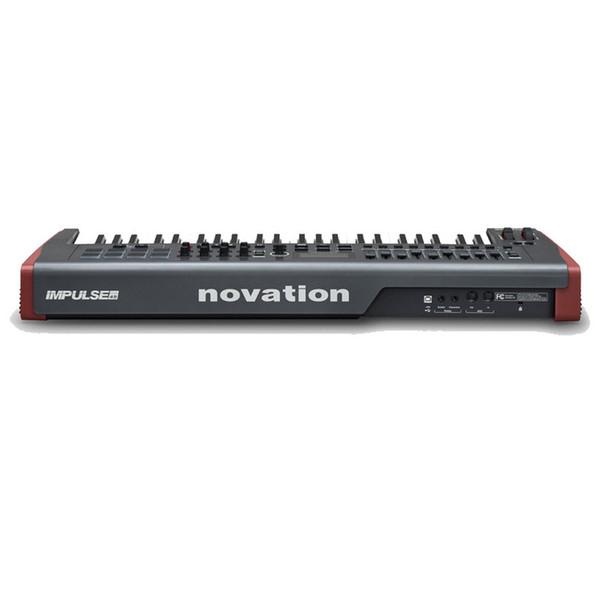 Novation Impulse 49 back