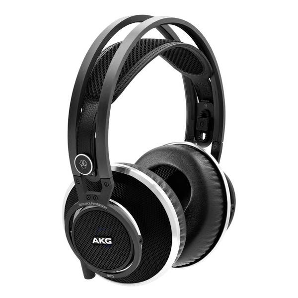 AKG K812 Superior Reference Headphones - Angle