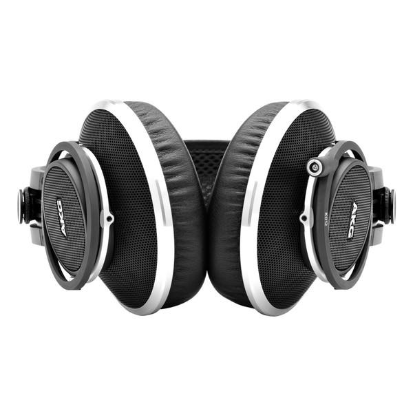 AKG K812 Superior Reference Headphones - Bottom