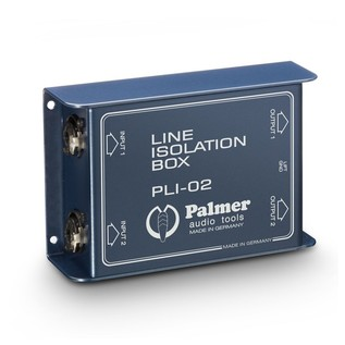 Palmer PLI 02 Line Isolation Box Top