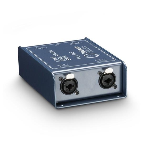 Palmer PLI 02 Line Isolation Box Inputs