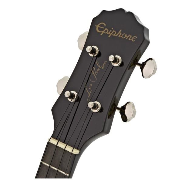 Epiphone Les Paul Electro Acoustic Ukulele, Vintage Sunburst