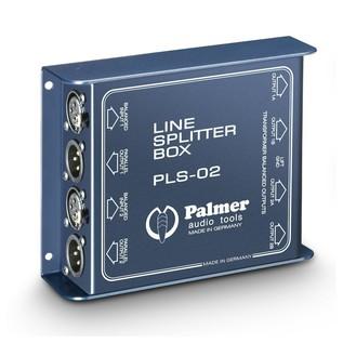 Palmer PLS 02 Line Splitter Top