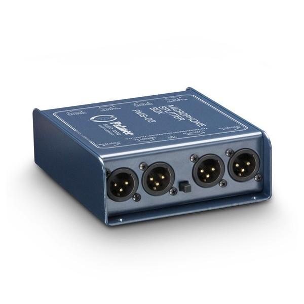 Palmer PMS 02 Microphone Splitter Outputs