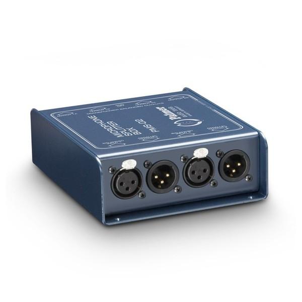 Palmer PMS 02 Microphone Splitter Inputs