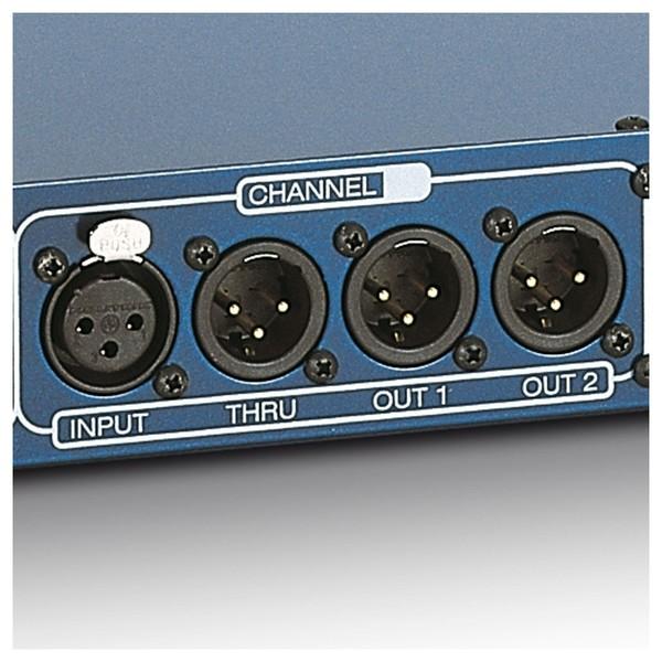 Palmer PRMMS Splitbox Microphone Splitter Channel