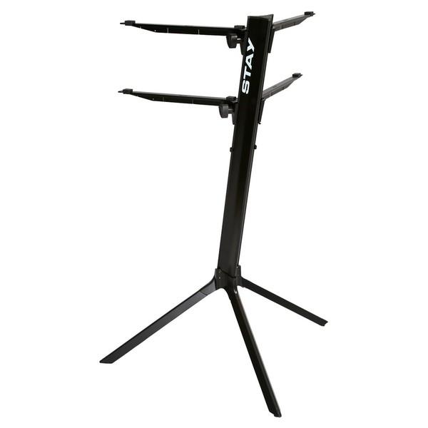 STAY Keyboard Stand SLIM, Black - Rear