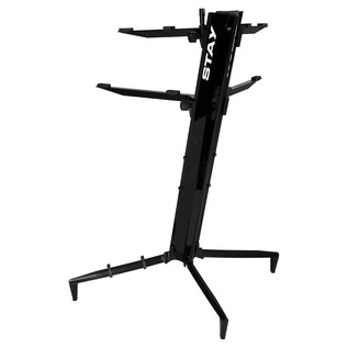 STAY Keyboard Stand TOWER, Black - Rear