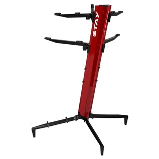 STAY Keyboard Stand TOWER, Red - Rear