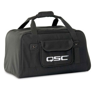 QSC K8.2 8'' Active PA Speaker with Free Tote Bag 10