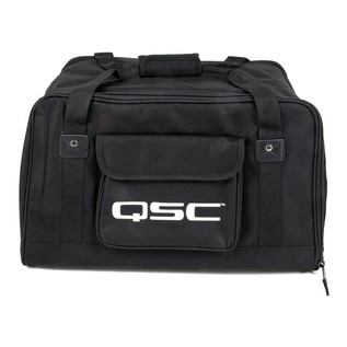QSC K8.2 8'' Active PA Speaker with Free Tote Bag 11